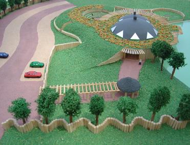 Interpretation Centre, Rooisand Nature Reserve