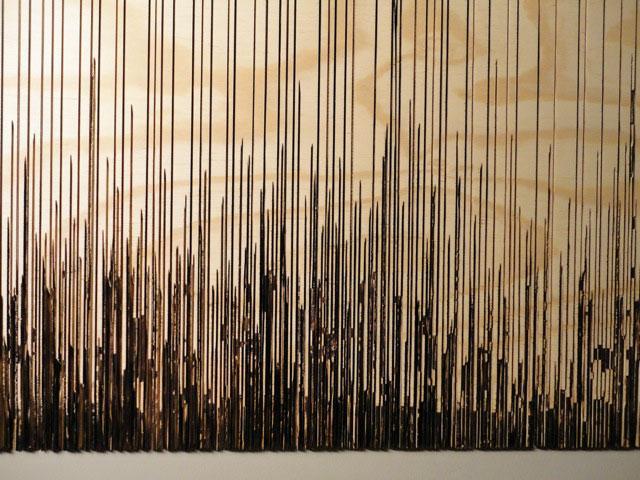 Burned Lines